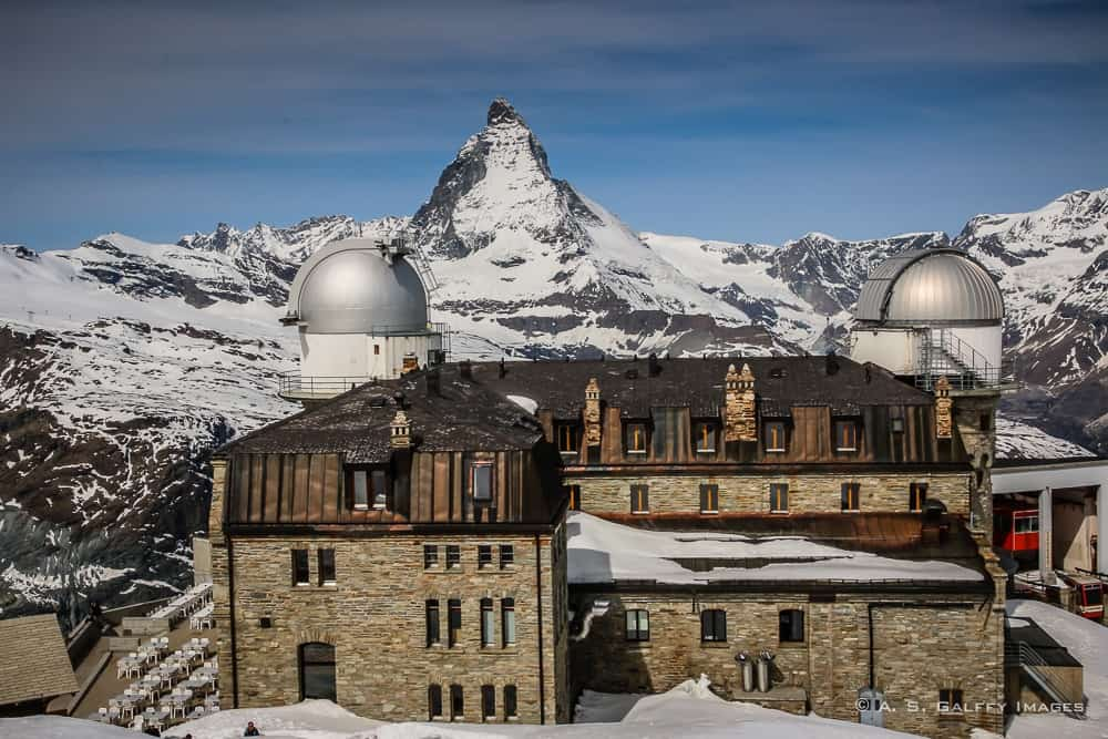 The Gornergrat Experience
