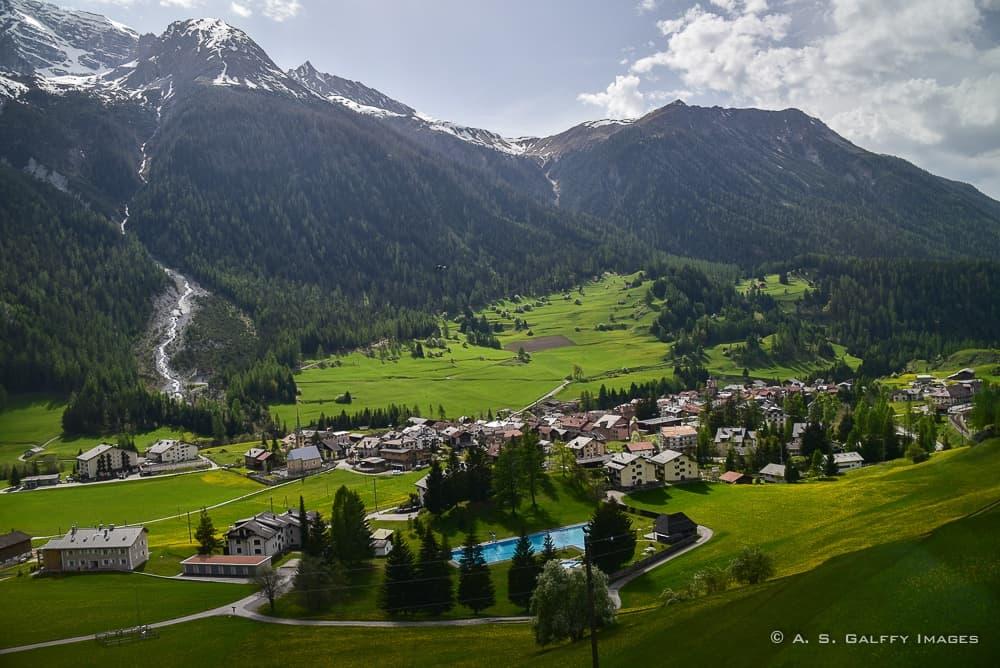 Swiss villages