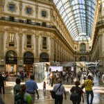 One Day On The Streets of Milan