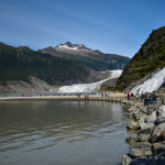 Alaskan Trails: Walking to the Nugget Falls