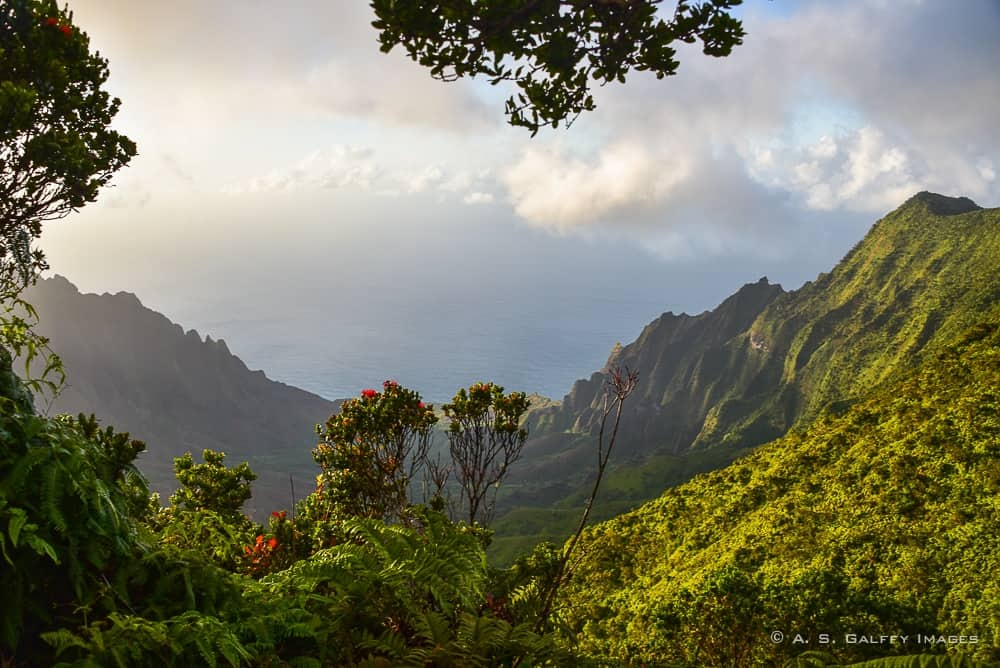 Waimea Canyon, best places to visit on Kauai