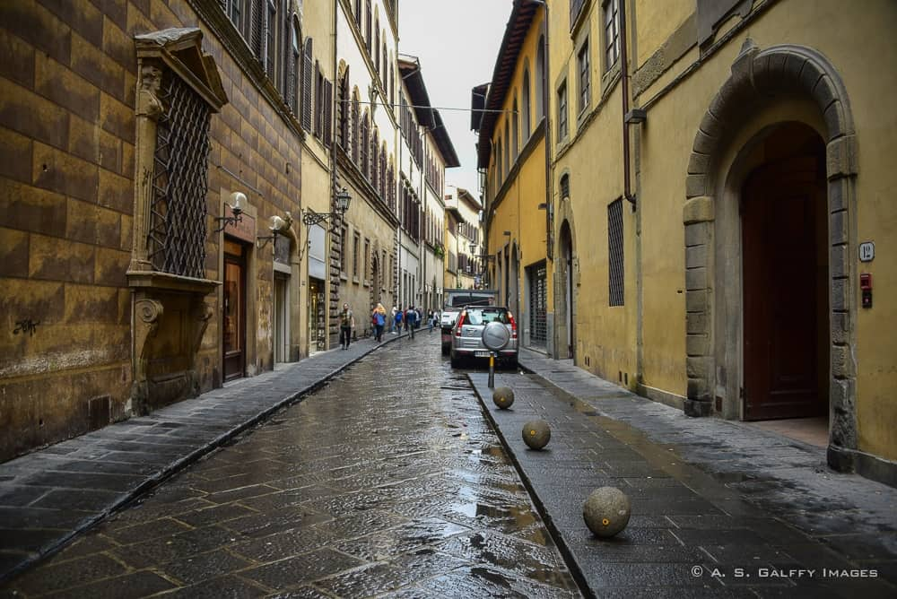 Street in Florence