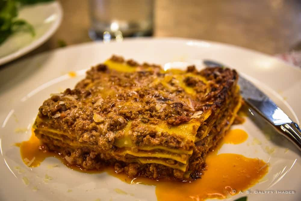 The food scene at Mercato Centrale Restaurants in Florence