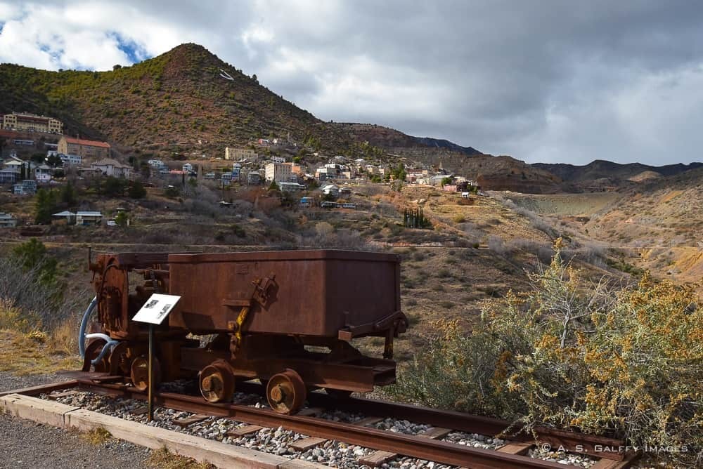 The Weekly Postcard: Jerome, America's Largest Ghost Town