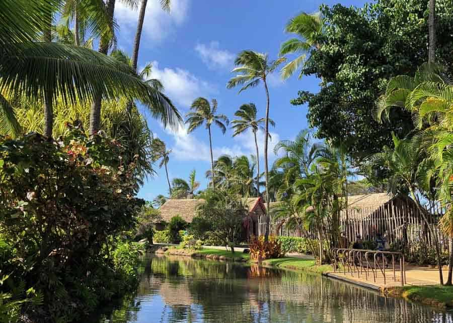 Oahu pictures: Polynesian Cultural Center