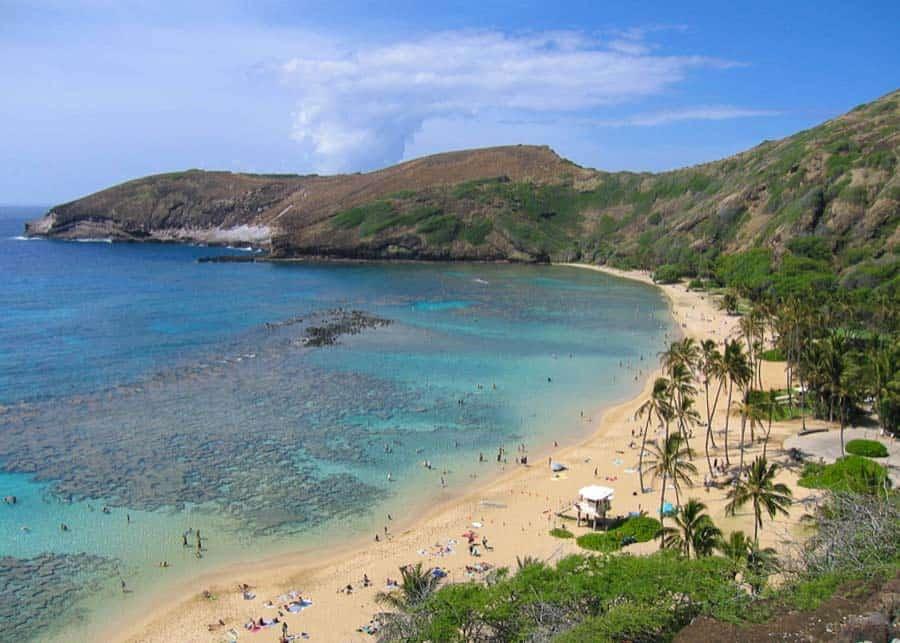 Hanauma Bay: pictures of Hawaii