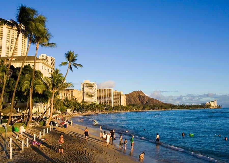 Photos of Oahu: Waikiki Beach