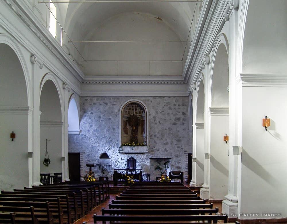 Basilica of the Sacred Sacrament in Colonia de Sacramento