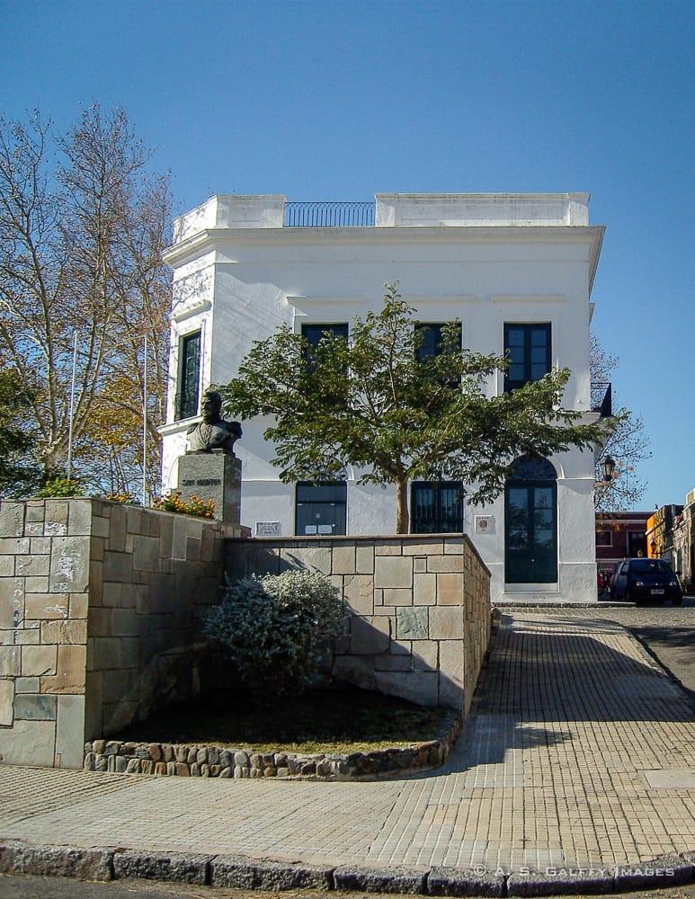 The Spanish Museum in Colonia, Uruguay