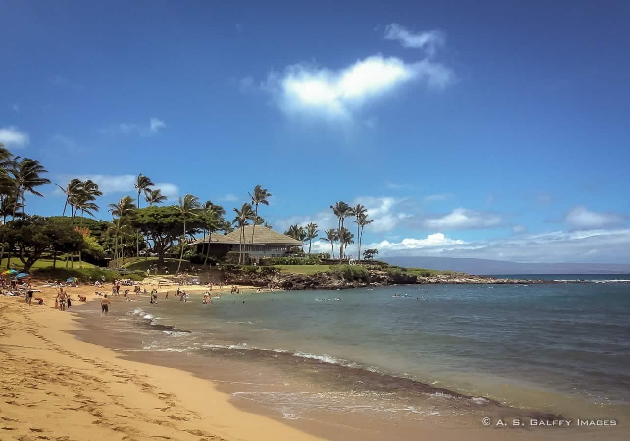Kauai activities: beaches