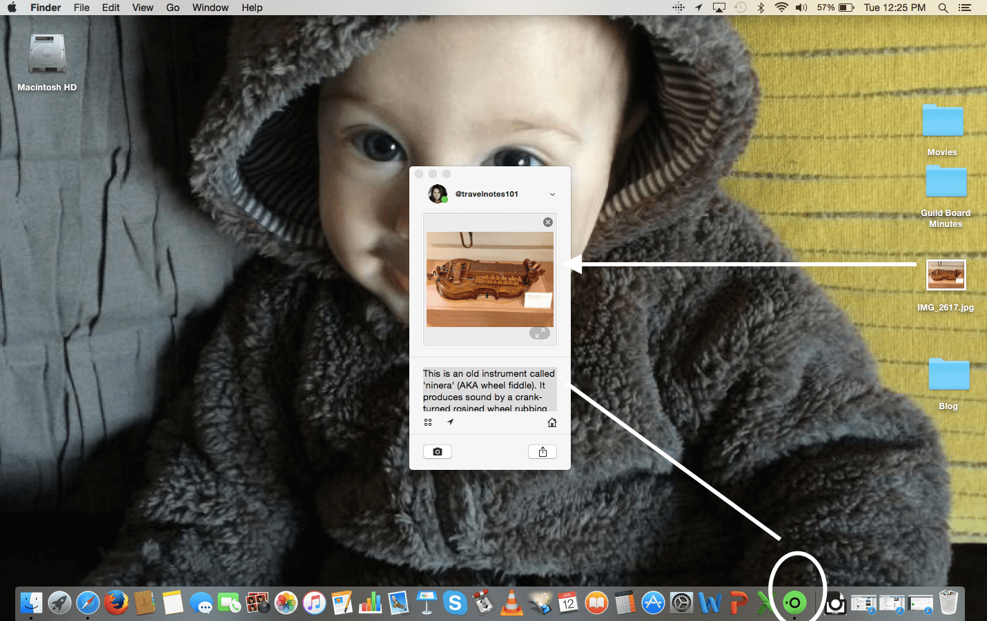 How to post on Instagram from a Mac