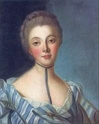Louise Dupin portrait