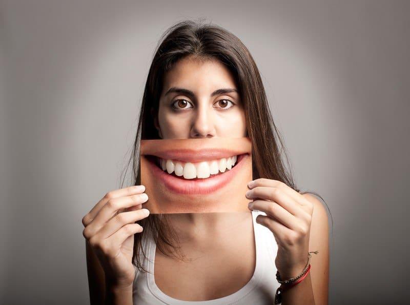 culture shock in America - the perpetual smile