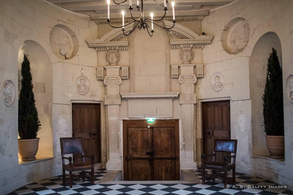 Room at Château de Chenonceau