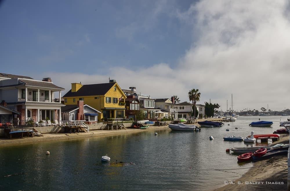 Los Angeles Weekend Trip to Balboa Island