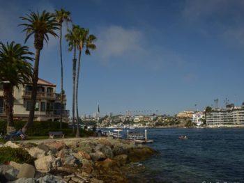 View of Newport Beach