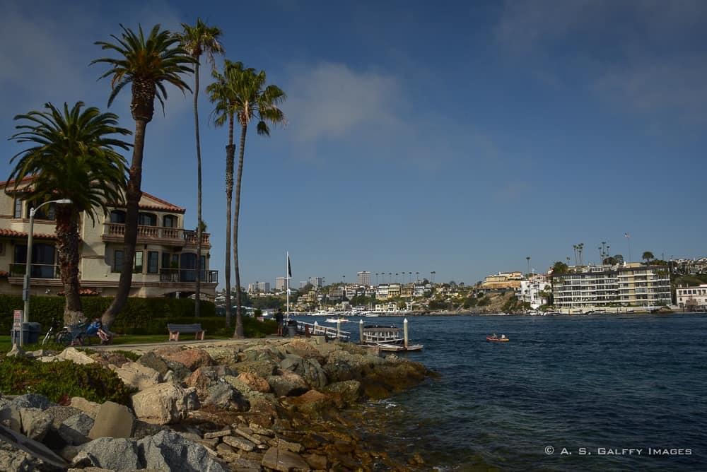 Newport Beach, one of the best weekend getaways fro Los Angeles