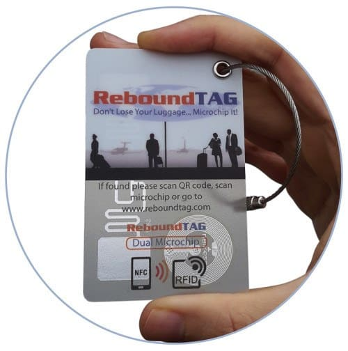 Where Is My Bag? Prevent Your Luggage From Getting Lost – ReboundTAG