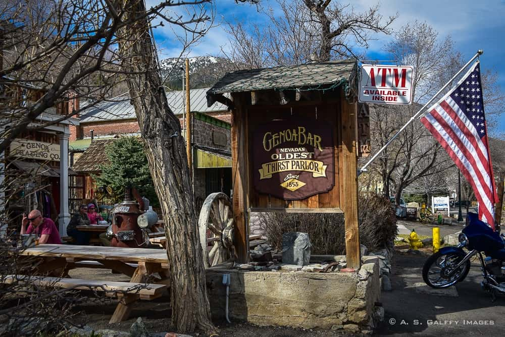Genoa, the Town of Mormon Pioneers