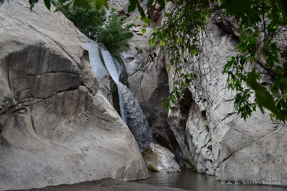 Tahquitz Canyon Fall