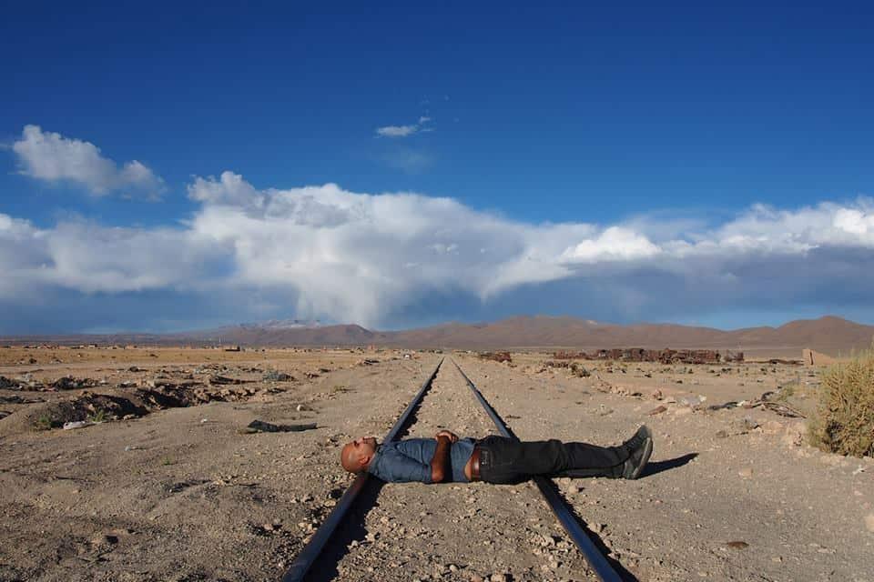 Amar Hussain Bolivian Salt Flats