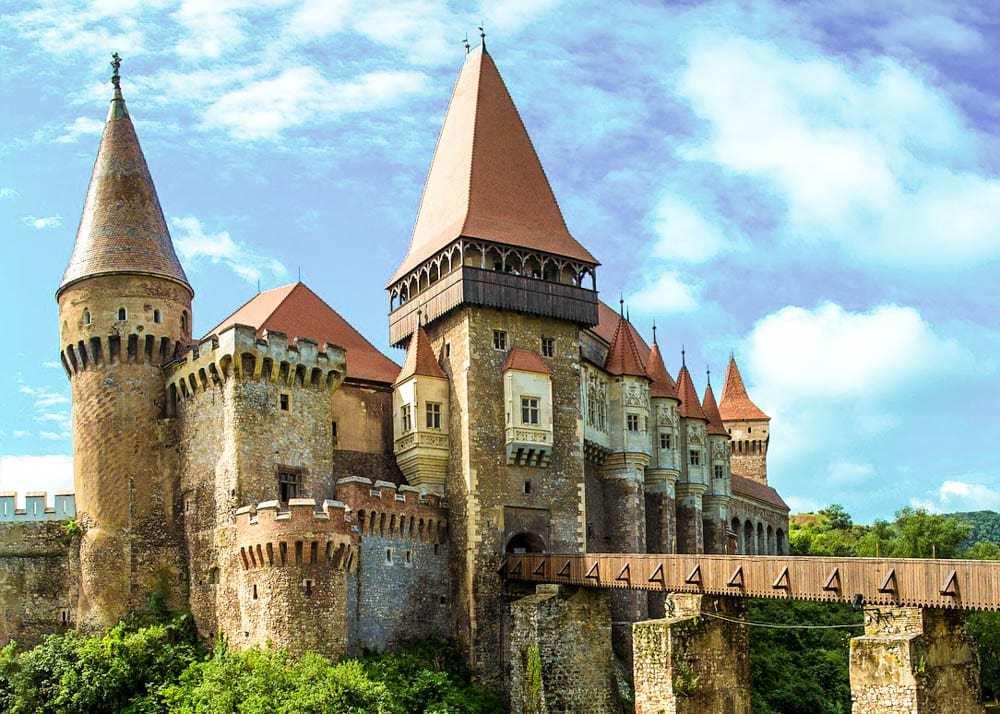 Castles in Romania - Hunyady