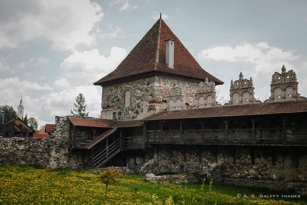 Medieval Castles and Fortresses of Transylvania