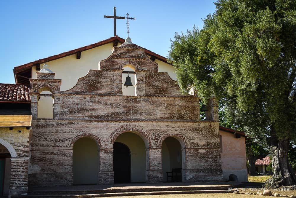 The Weekly Postcard: Mission San Antonio de Padua in California