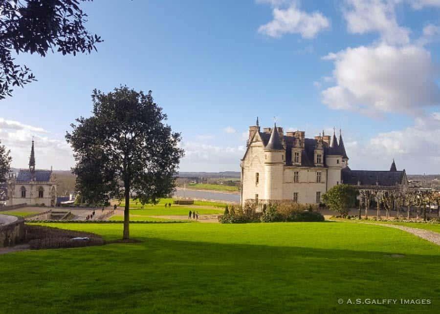 Chateau d'Ambroise