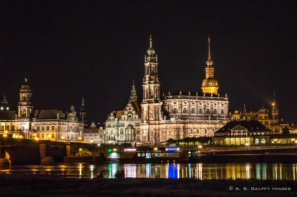 Dresden, Must-see cities in Europe