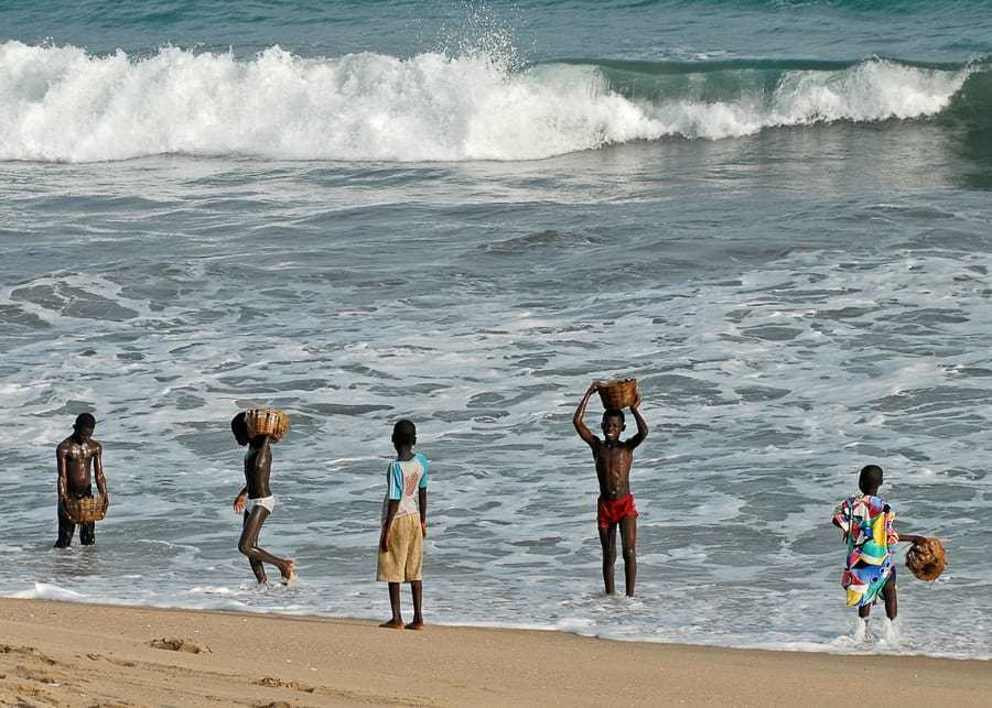 Ghana - best countries to visit in Africa