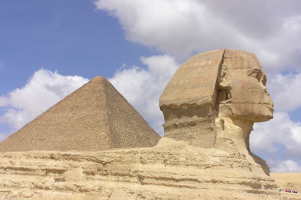 Egypt: Countries to visit in Africa