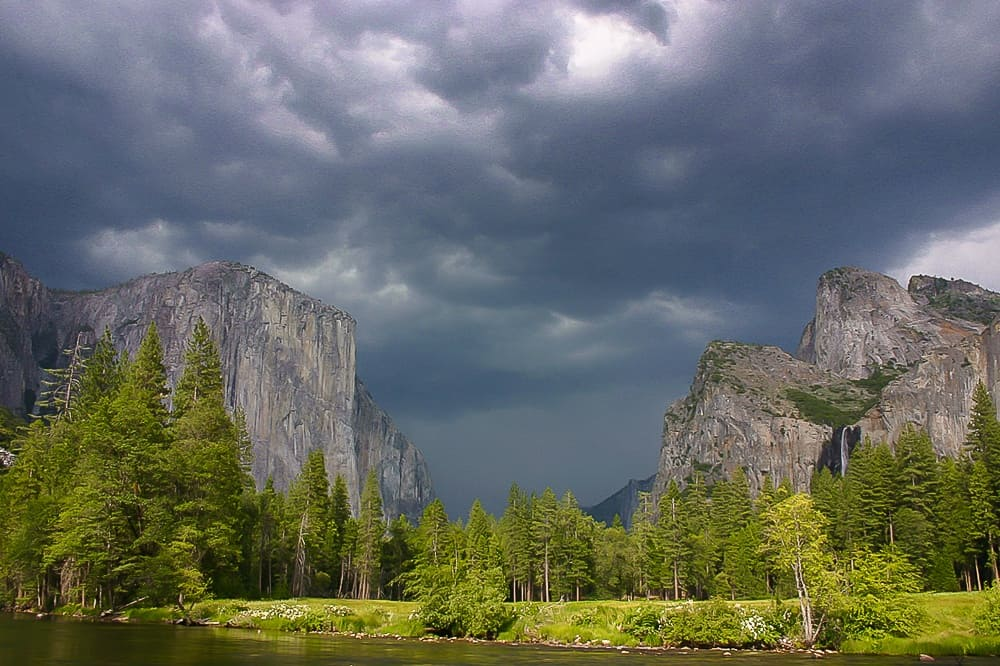 Yosemite National Park, one of the most amazing destinations in California