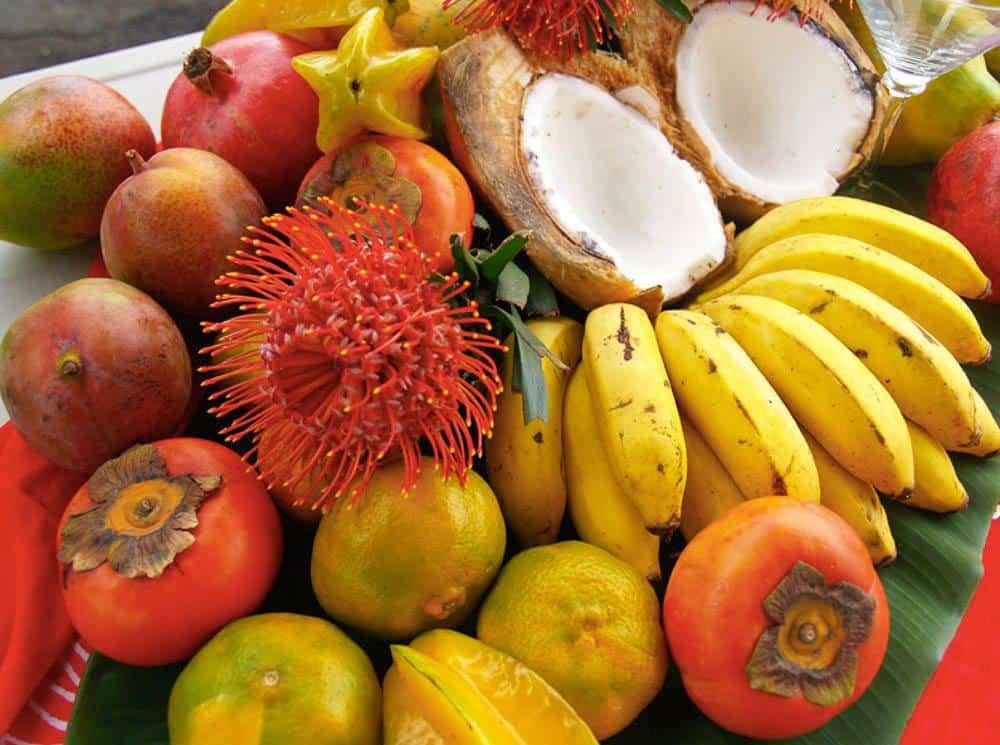 Kauai activities: visit a farmers' market