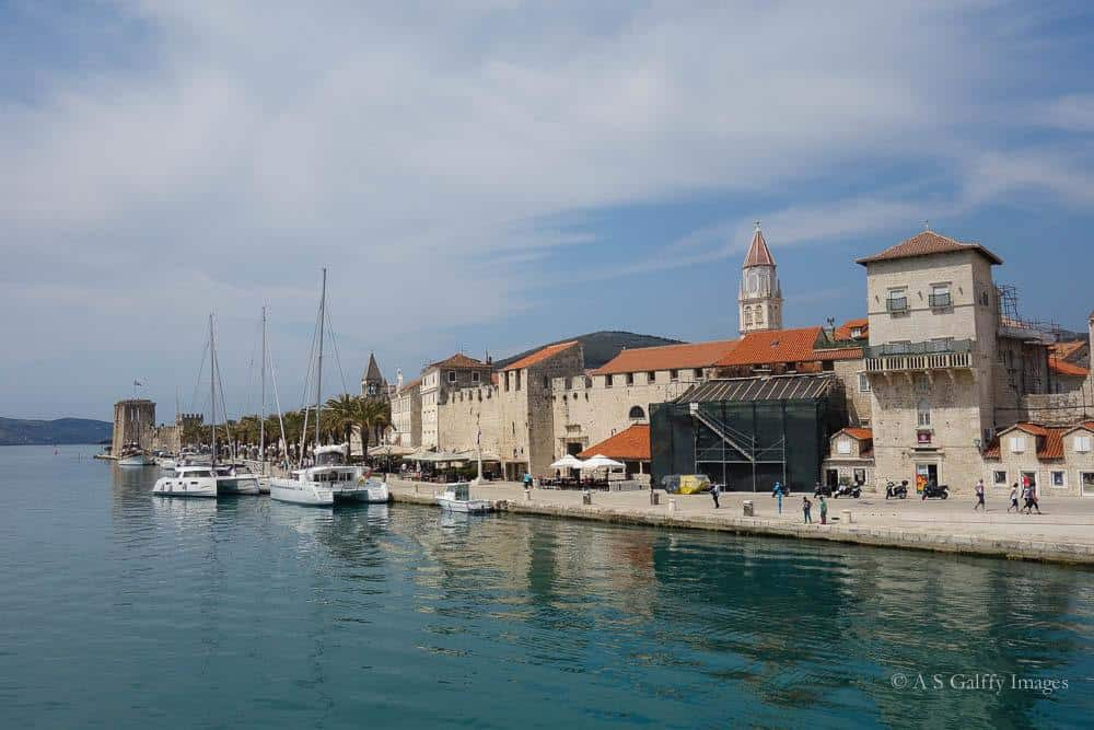 Image depicting the island of Trogir
