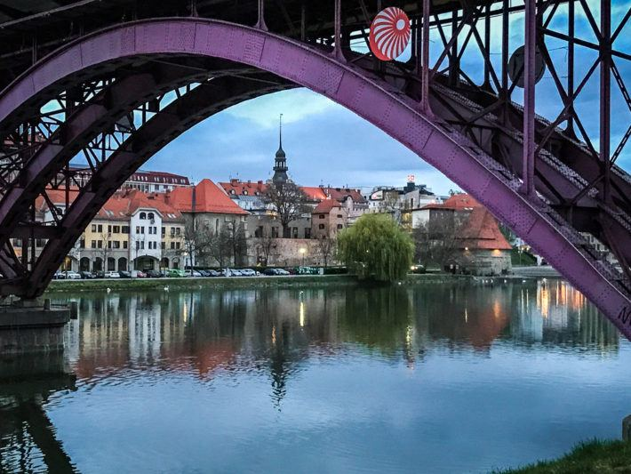 The Weekly Postcard: A Day Trip to Maribor, Slovenia's Wine Growing Symbol