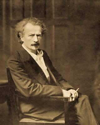 Portrait of Ignace Paderewski