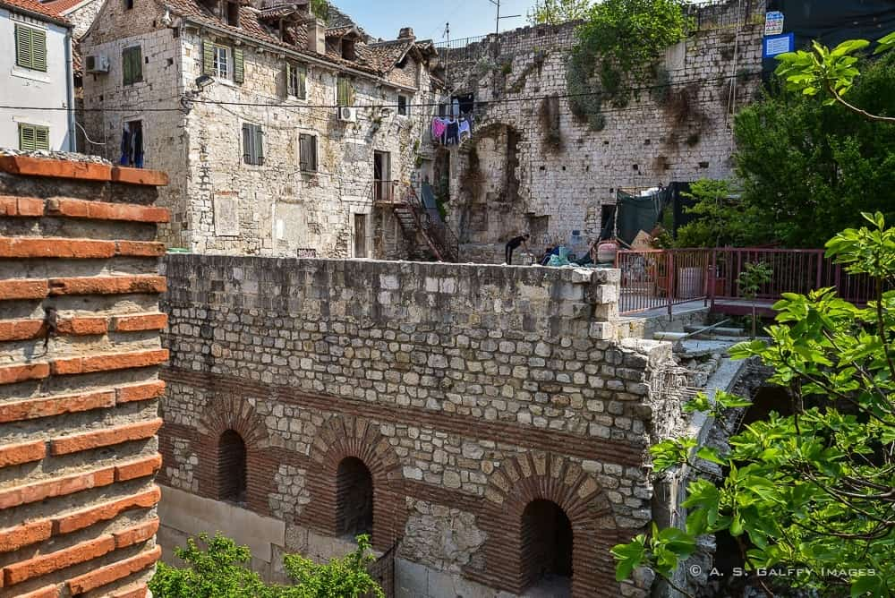 Inside Diocletian's Palace – The Living Heart of Split