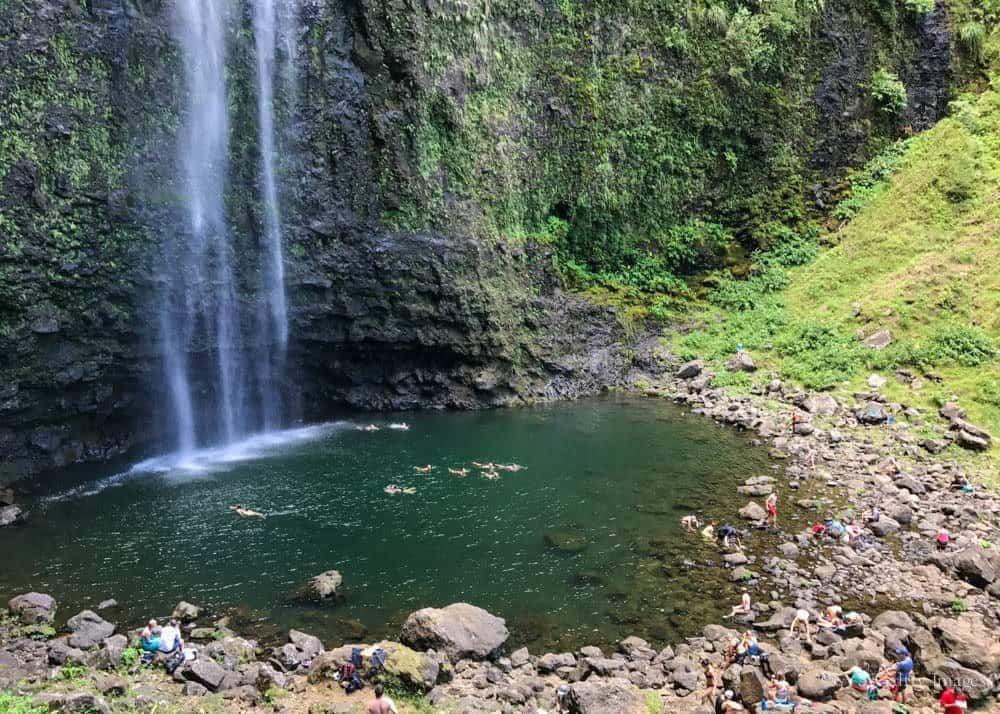 Hanakapi'ai Falls, Kauai