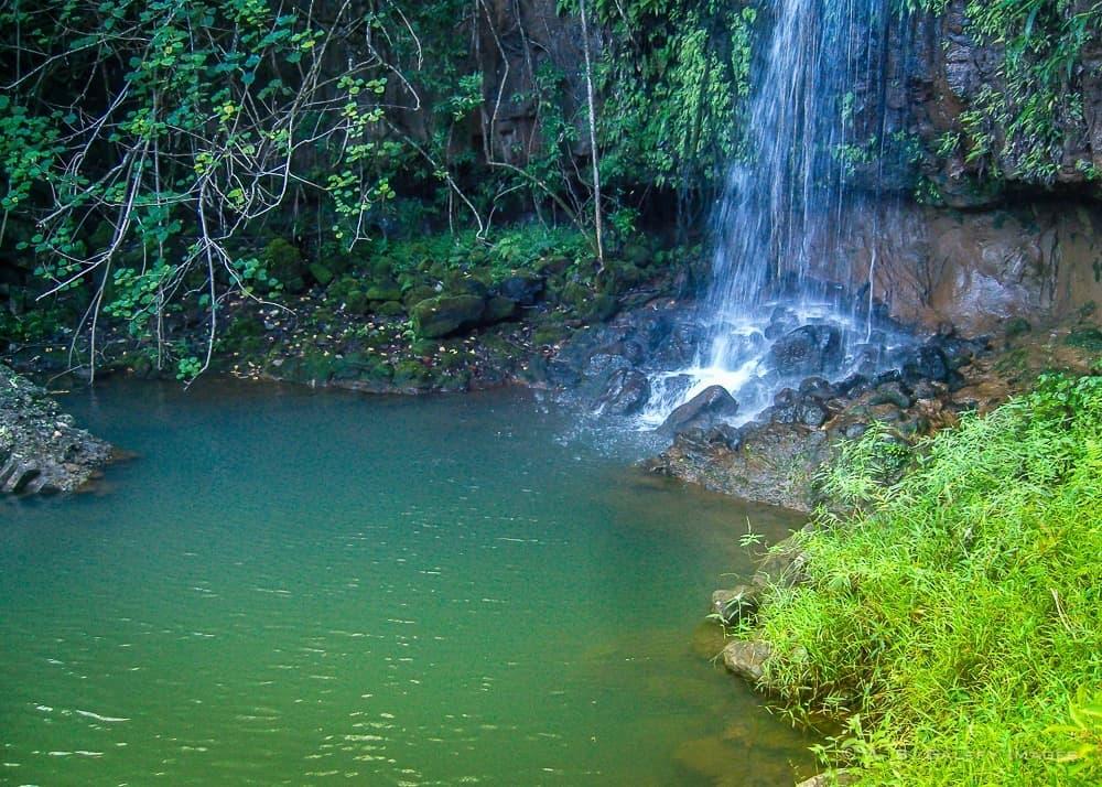 The Secret Falls, Kauai