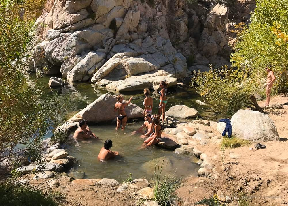 Soaking With Naked People at the Deep Creek Hot Springs in Southern California