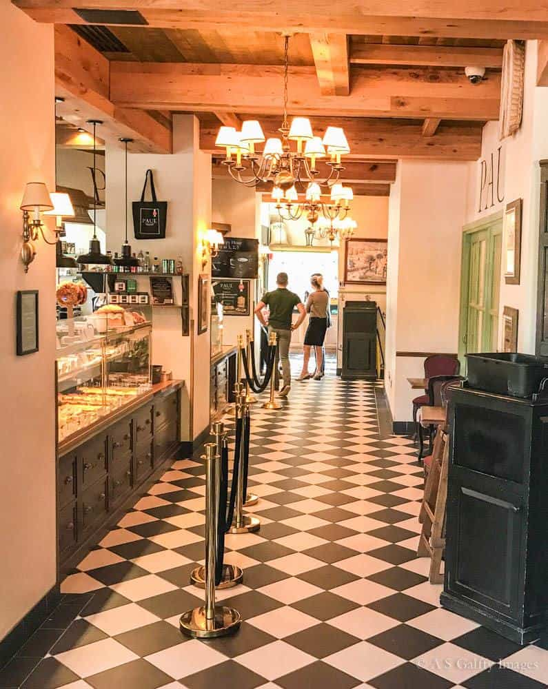 French bakery in Washington DC