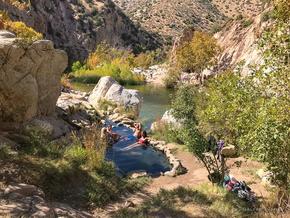 Deep Creek Hot Springs California