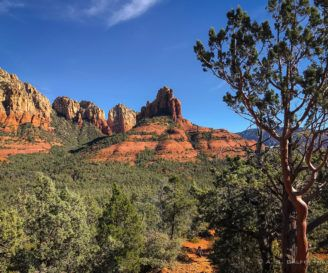 The Weekly Postcard: Hiking Brins Mesa Trail in Sedona