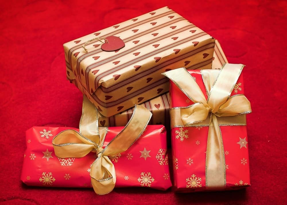 Gifts, the Best thing about Christmas