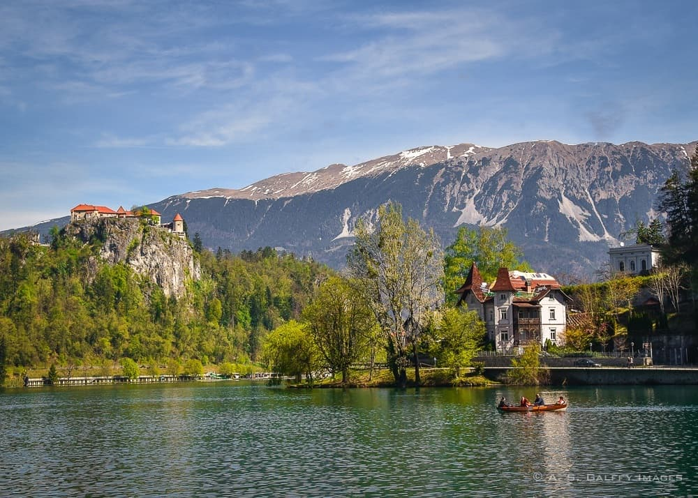Lake Bled from Ljubljana day trip