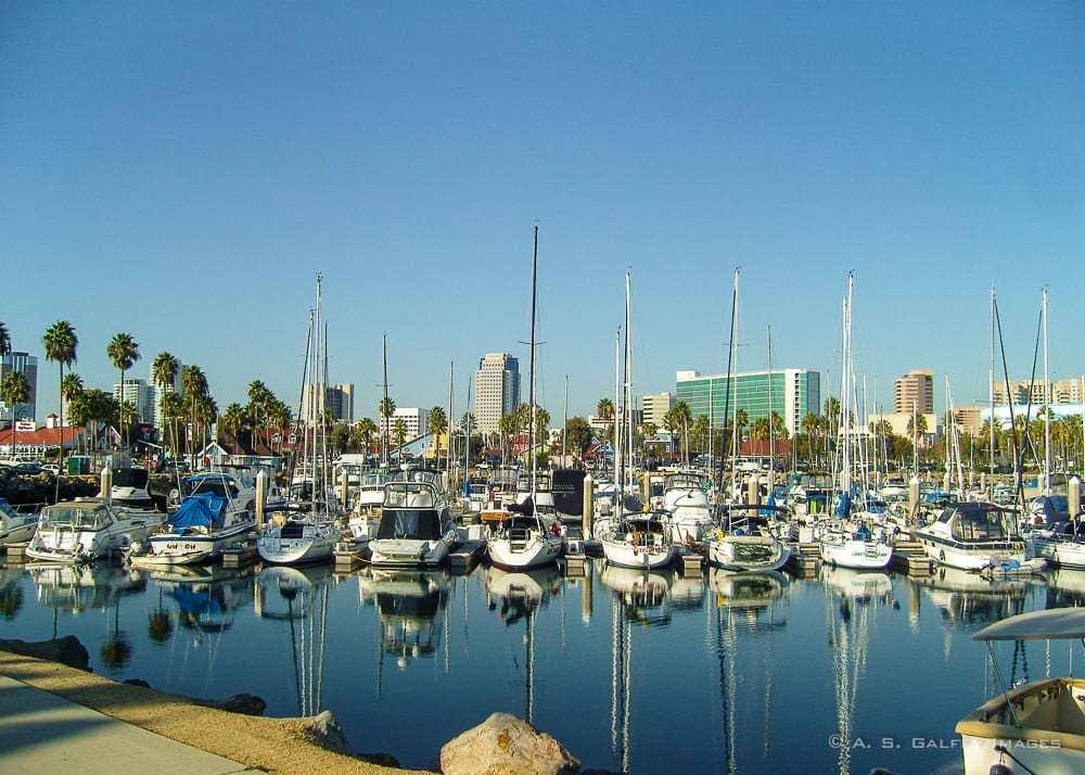 Long Beach Yacht Harbor