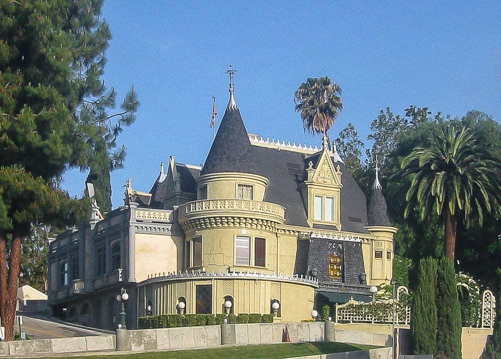 The Magic Castle in L.A.