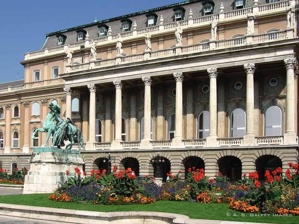 Cultural Venue in Budapest