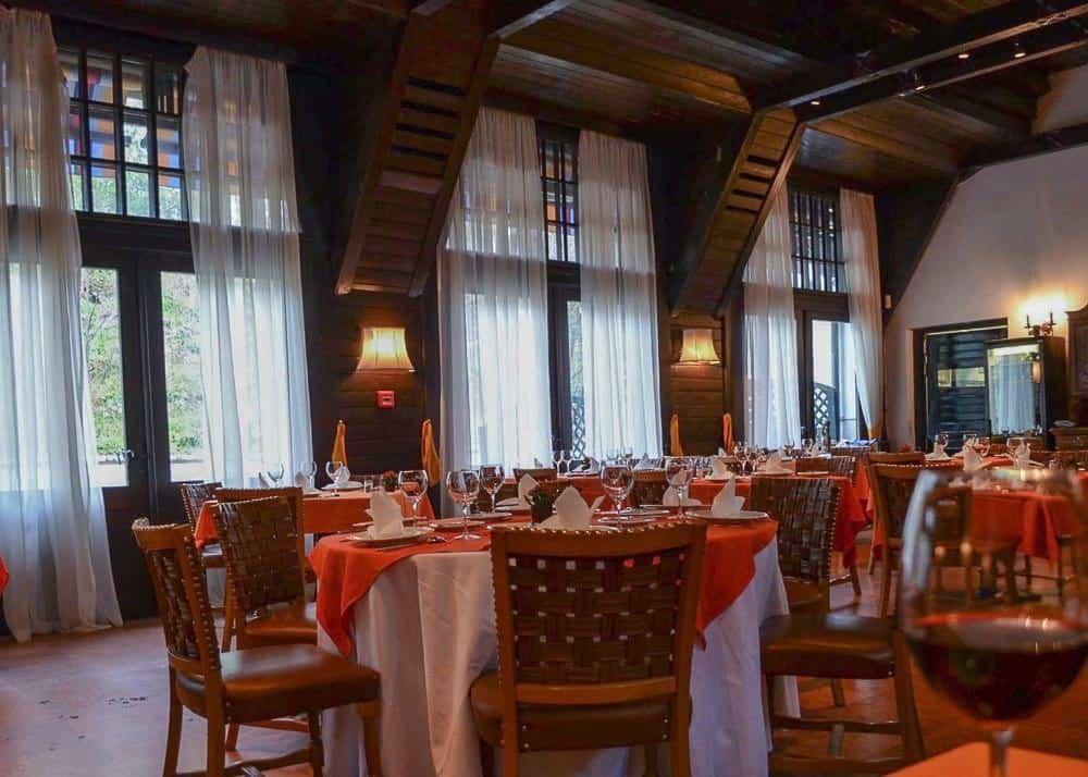 Owl's Nest Restaurant in Budapest